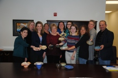 2015 Warwick Valley Empty Bowls Committee