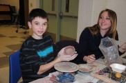 Making Pinch Pots