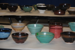 Hand Thrown Pottery Soup Bowls