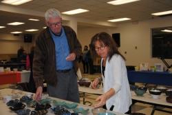 Talking with potter Deborah Bernstein