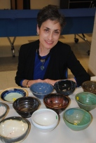 Empty Bowls Committee member