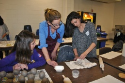 Kids Pottery Activity with Roberta Green