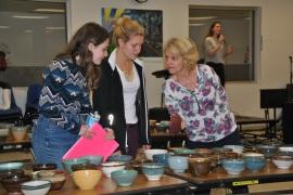Look at the bowls