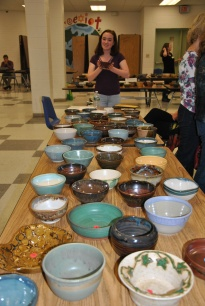 Some of our beautiful bowls.
