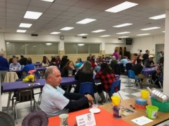 Silent Auction and Community Meal